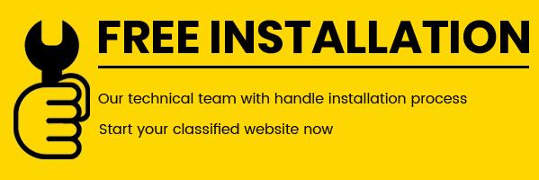 classified custom script free installation