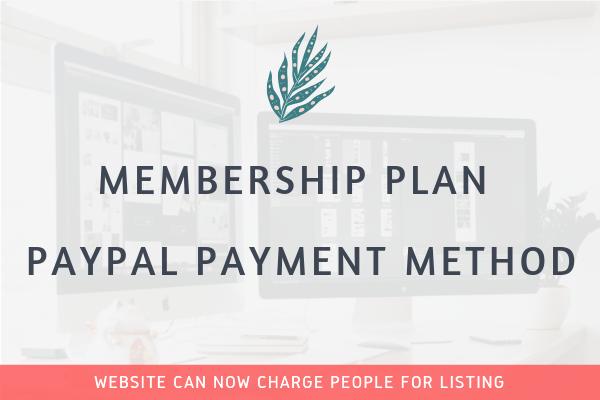 real estate custom script membershp plan
